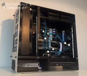 liquid cooled in win 909