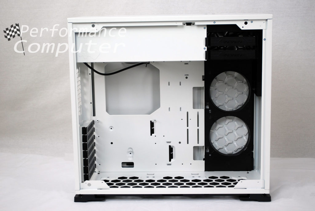 in win 101c inside case
