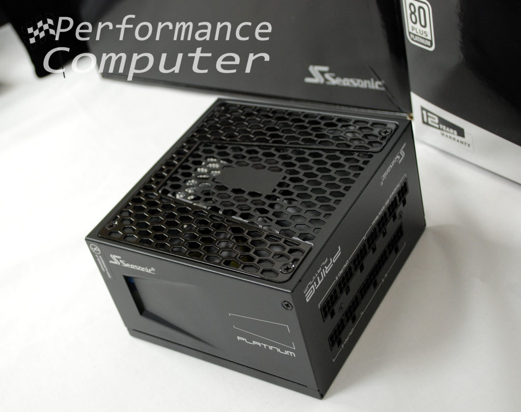 seasonic prime ultra platinum hybrid fan