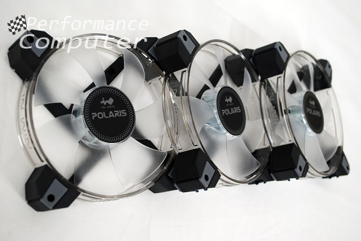 In Win Polaris RGB Fans Review: Setting The Standard For Silence ...