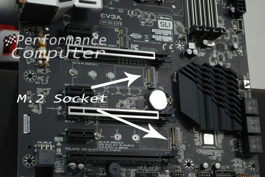 m.2 motherboard socket