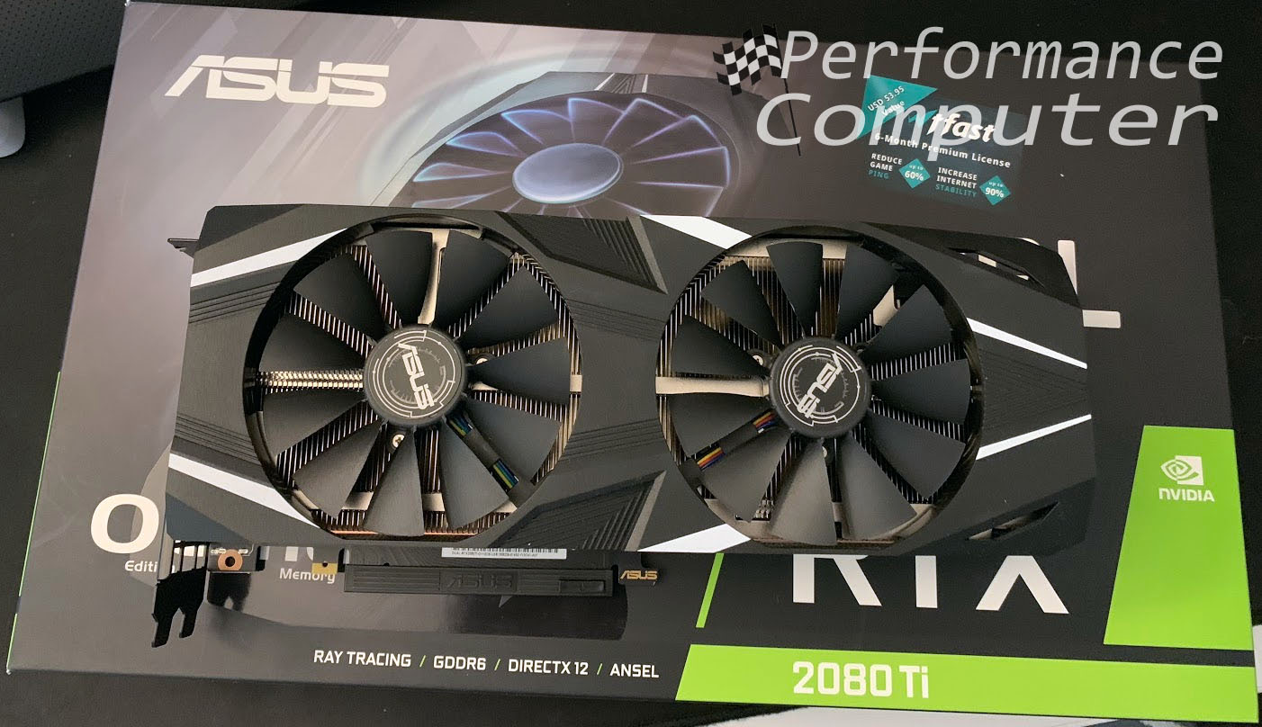 ASUS GeForce RTX 2080 Ti Dual OC Graphics Card Review | Performance