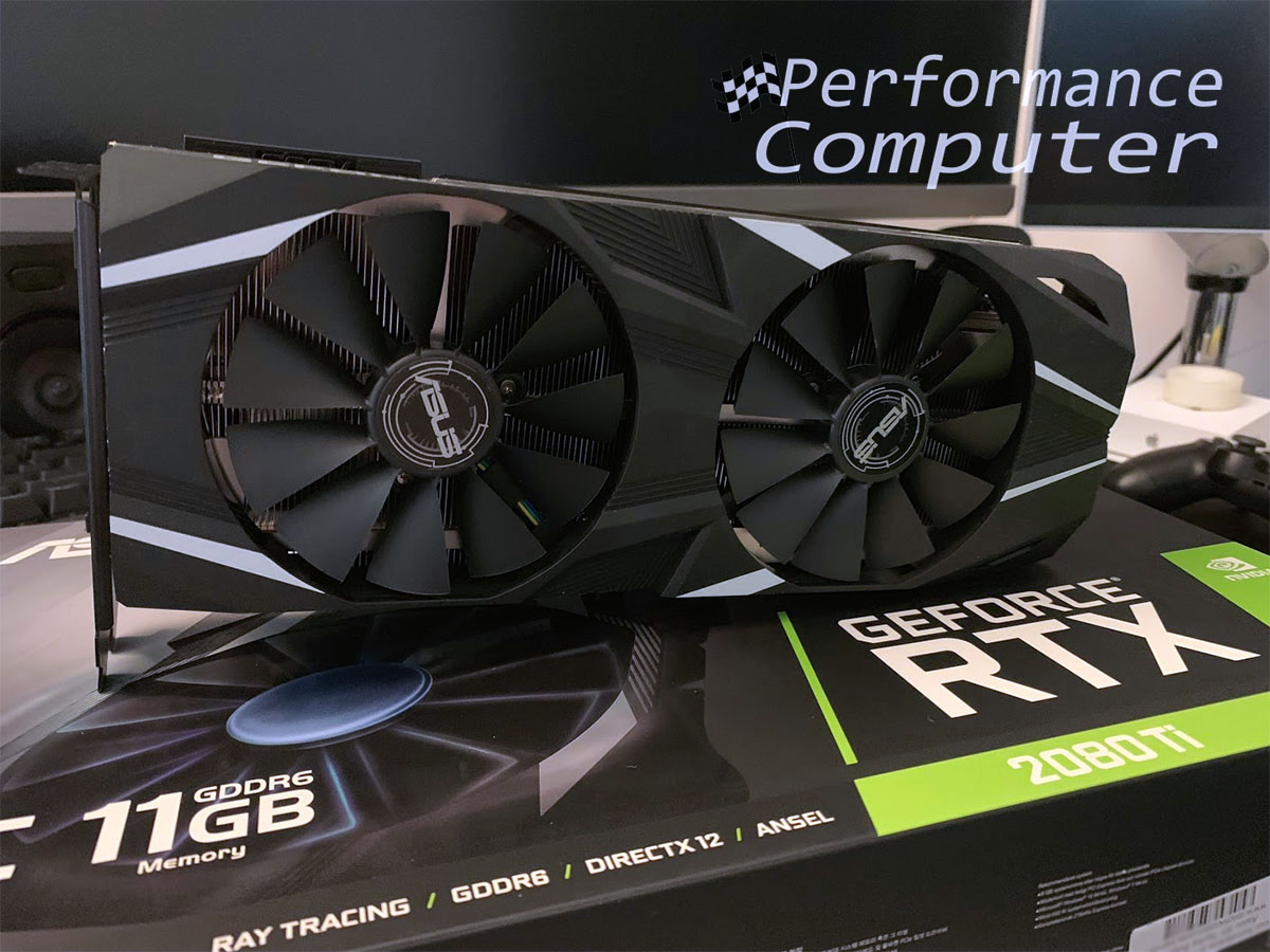 asus rtx 2080 ti dual oc review