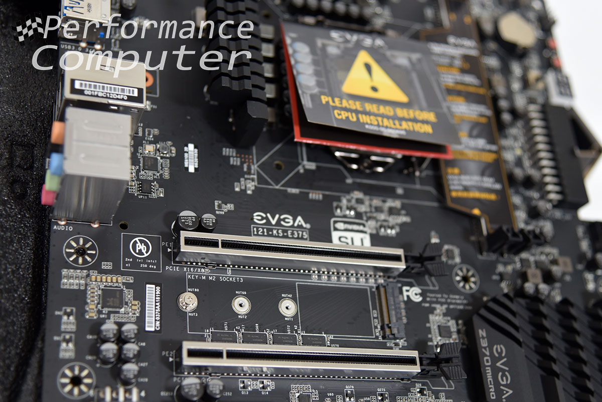 evga z370 micro atx motherboard review