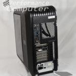 hp blackbird back motherboard power supply
