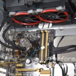 hp blackbird liquid cooling system upgrade