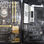 hp blackbird motherboard upgrade