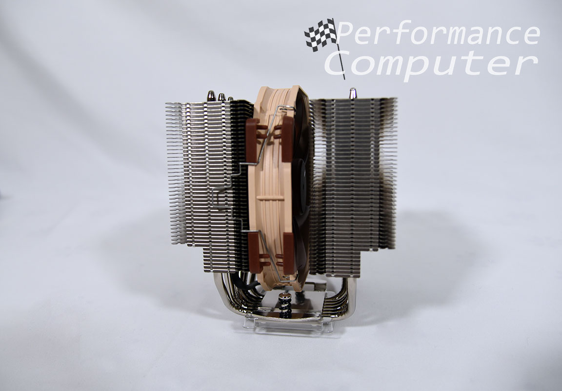 Noctua NH-D15S CPU Cooler Heatsink Review: Chromax Edition