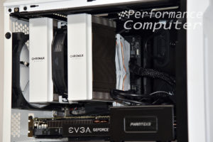 phanteks evolv itx tg review
