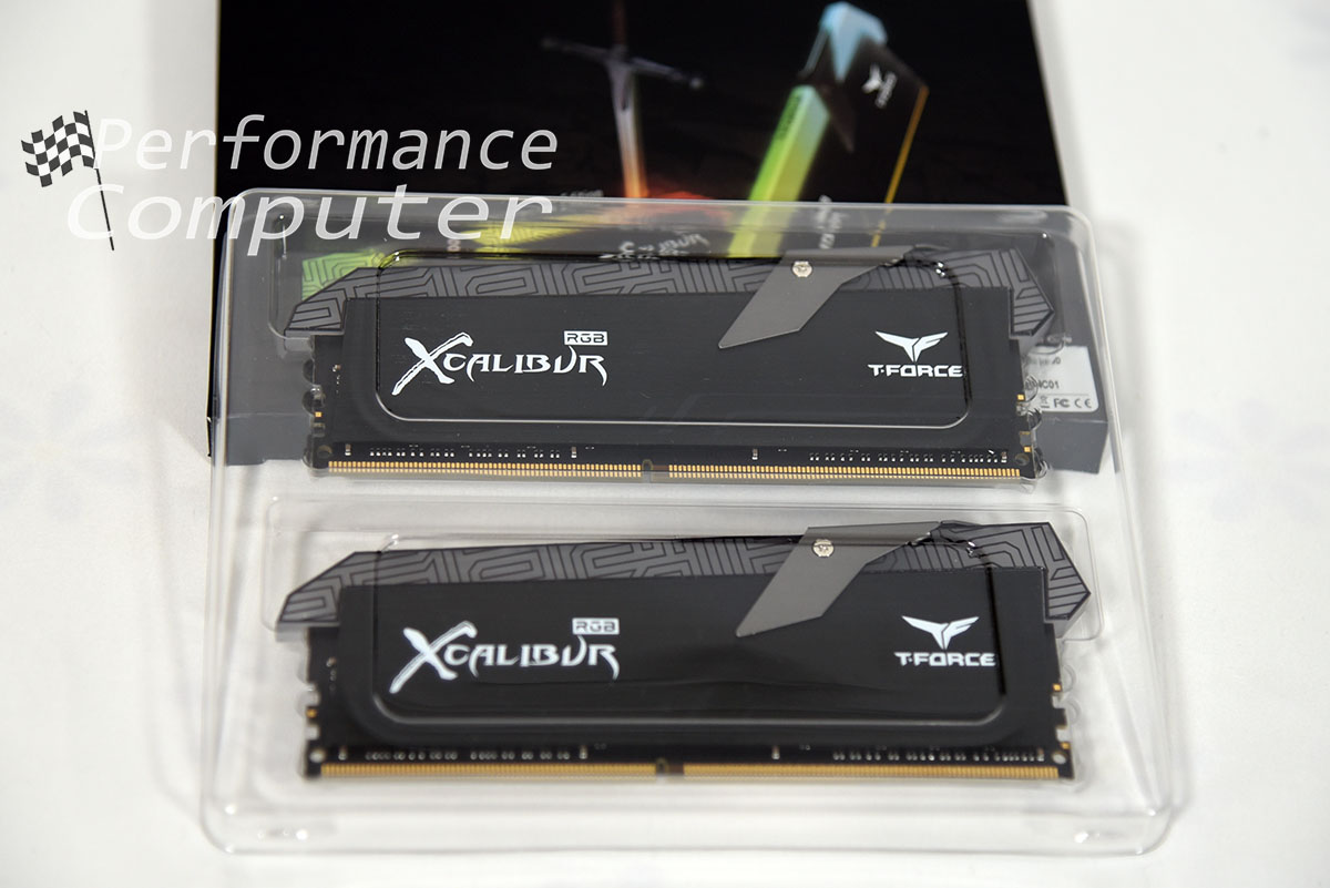 team group t-force xcalibur rgb ram review