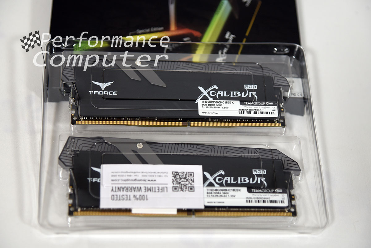 team group xcalibur rgb ram review