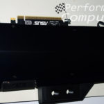 asus rtx 2080 ti dual oc ek vector backplate black