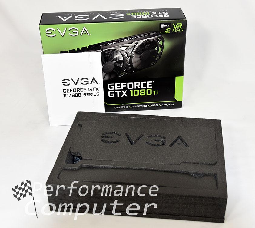 evga gtx 1080 ti black edition packaging