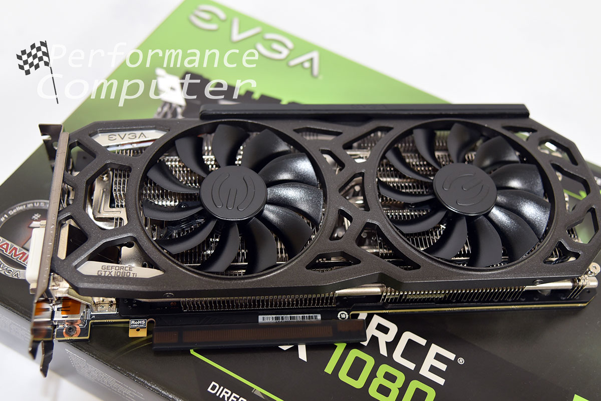 EVGA GeForce GTX 1080 Ti Black Edition Review: Darkness