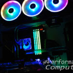 rtx 2080 ti 9900k rgb water cooled build