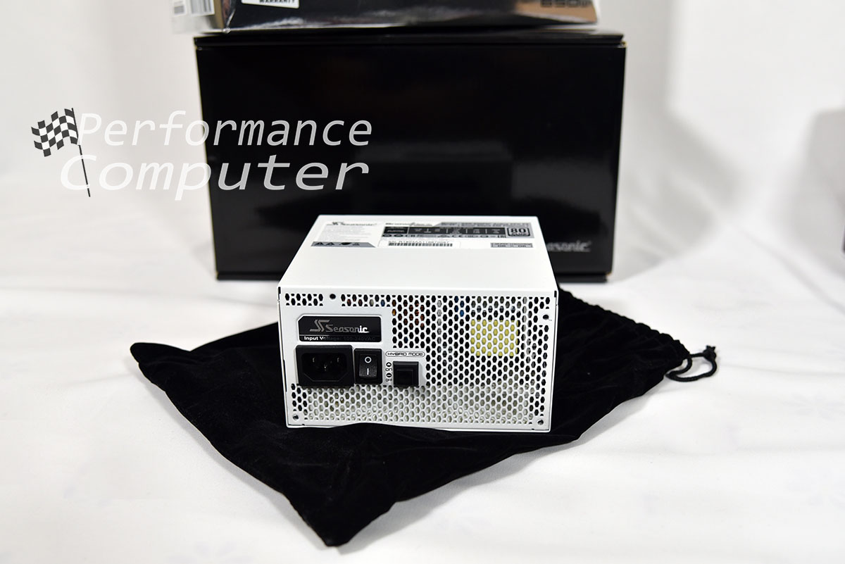 seasonic prime snow silent power supply