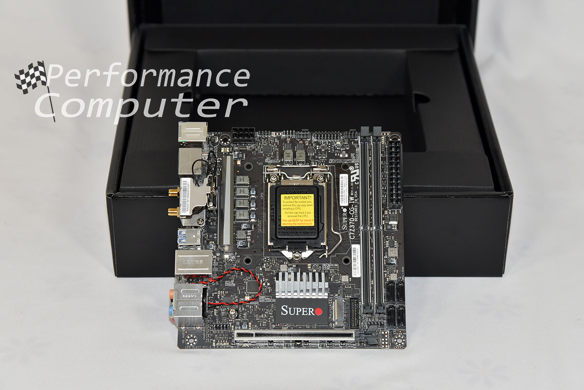 super micro c7z370-cg-iw motherboard review