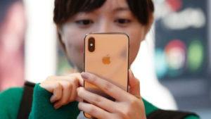 apple iphone xs tokyo japan