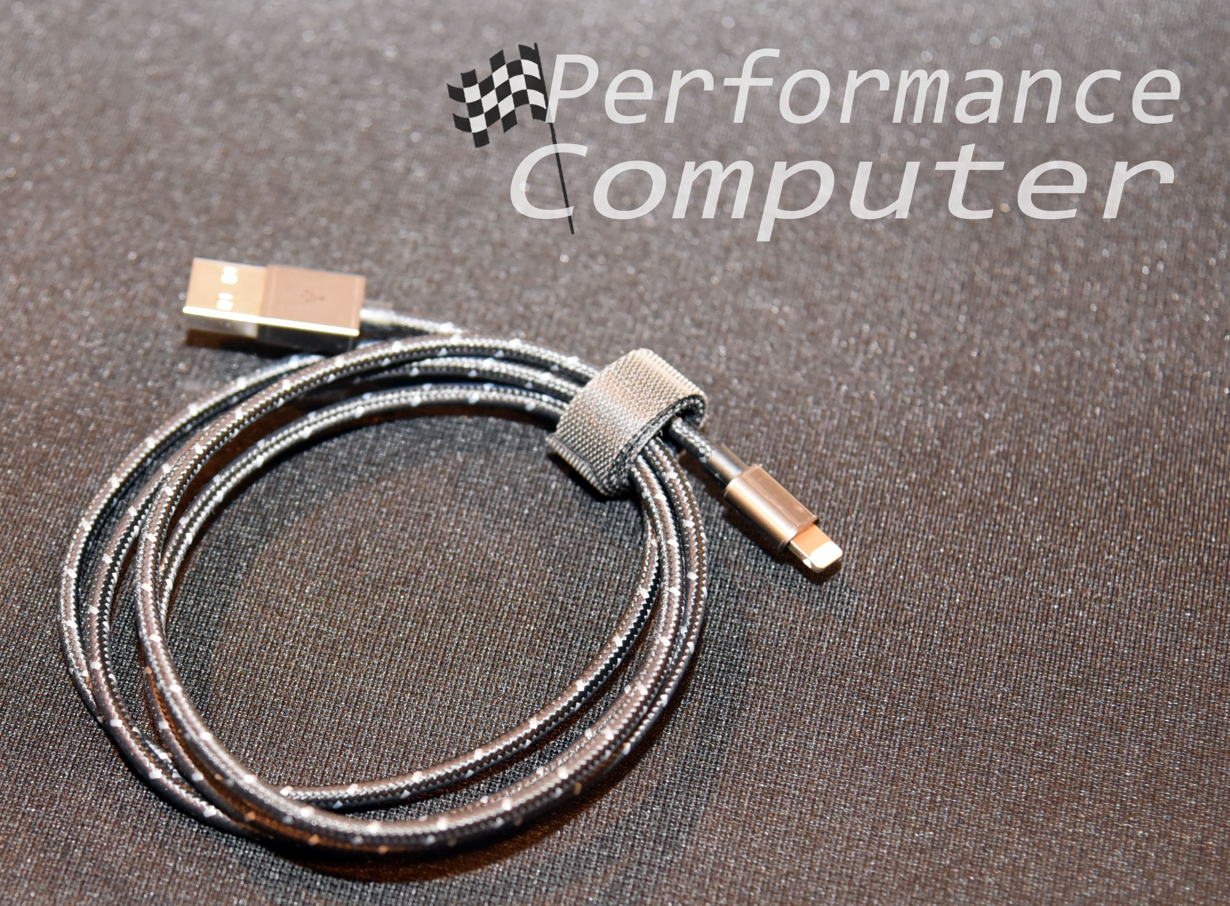 rhinoshield braided lightning usb cable review