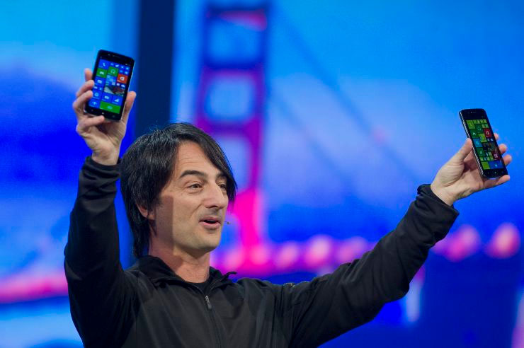 microsoft build developers conference windows phones