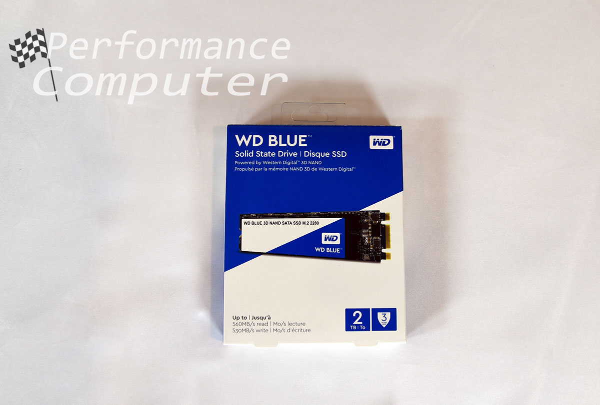 wd blue 2tb m.2 ssd review
