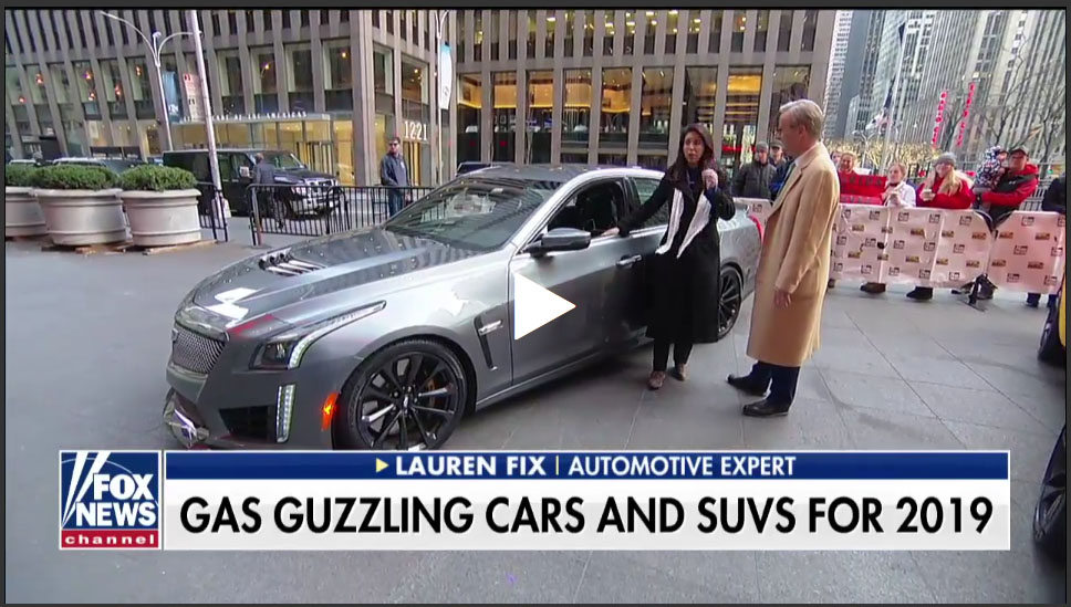 2019 gas guzzling cars and suvs