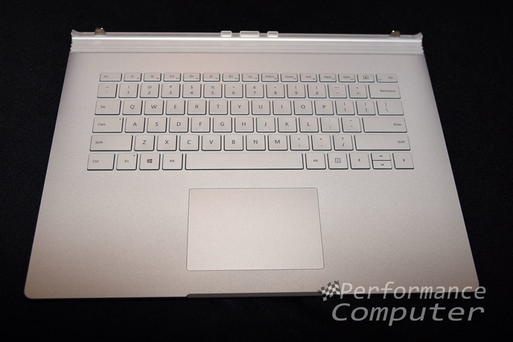 surface book 2 keyboard
