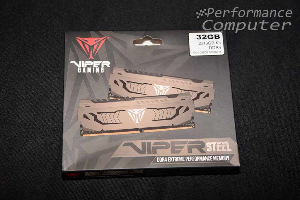 patriot viper steel 32gb review