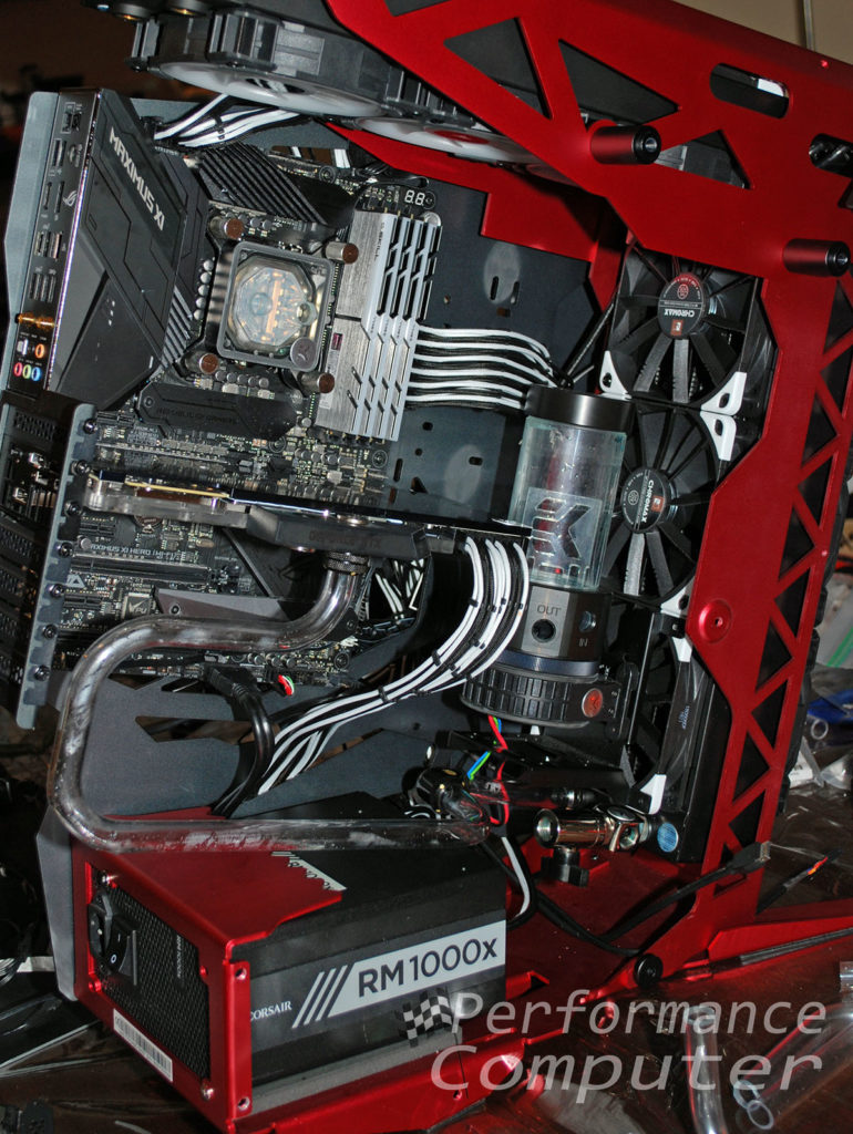 antec torque open frame