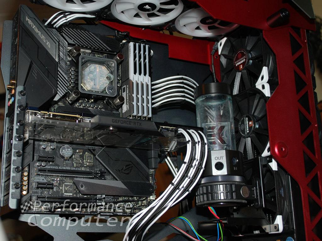 antec torque pc build