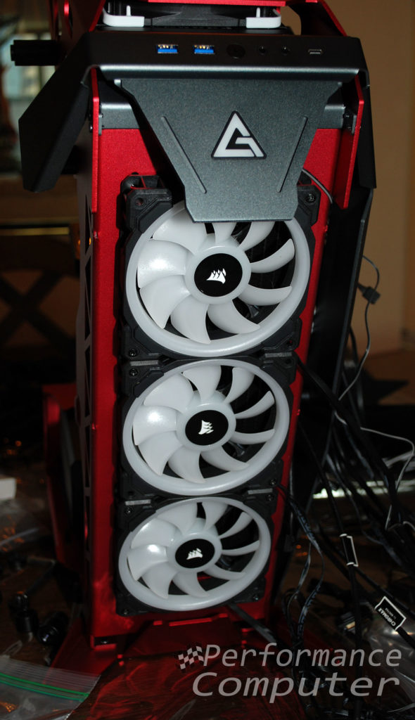 corsair ll 120 water cooling