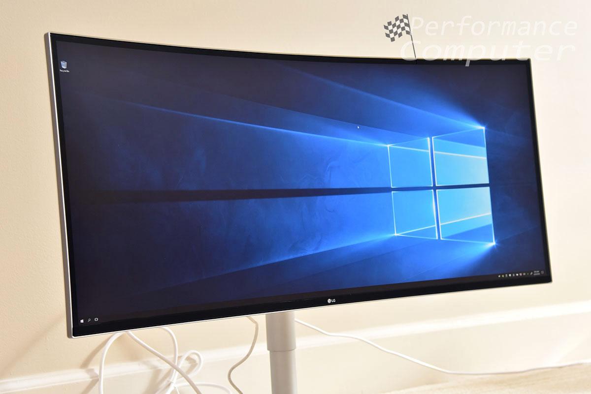 "LG 38BK95C-W 38"" Ultrawide Monitor Review: 38"" vs  34"