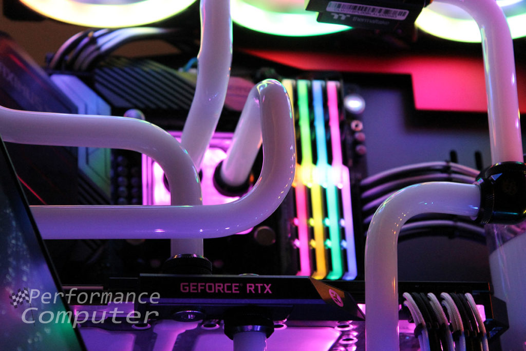 rgb water cooled pc
