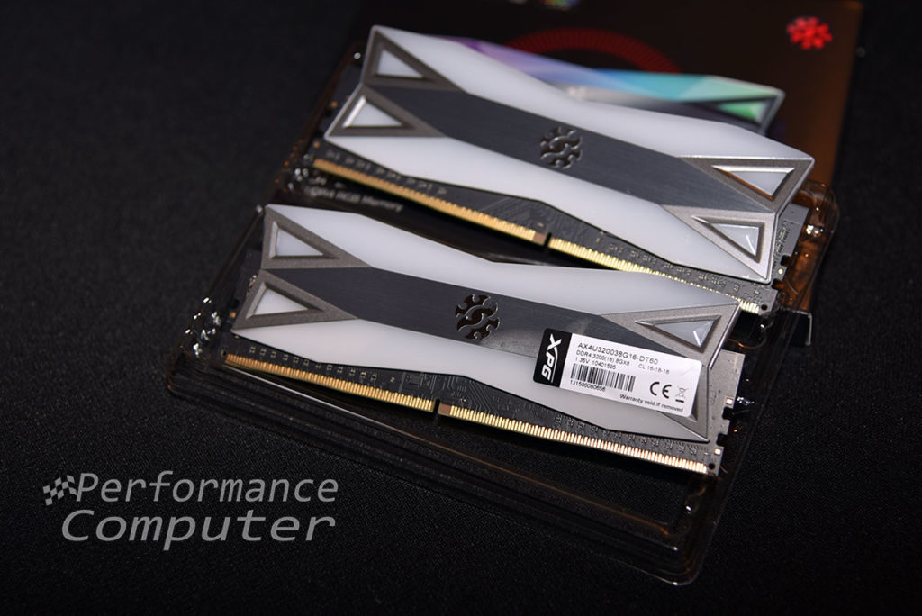 adata spectrix d60g ram review