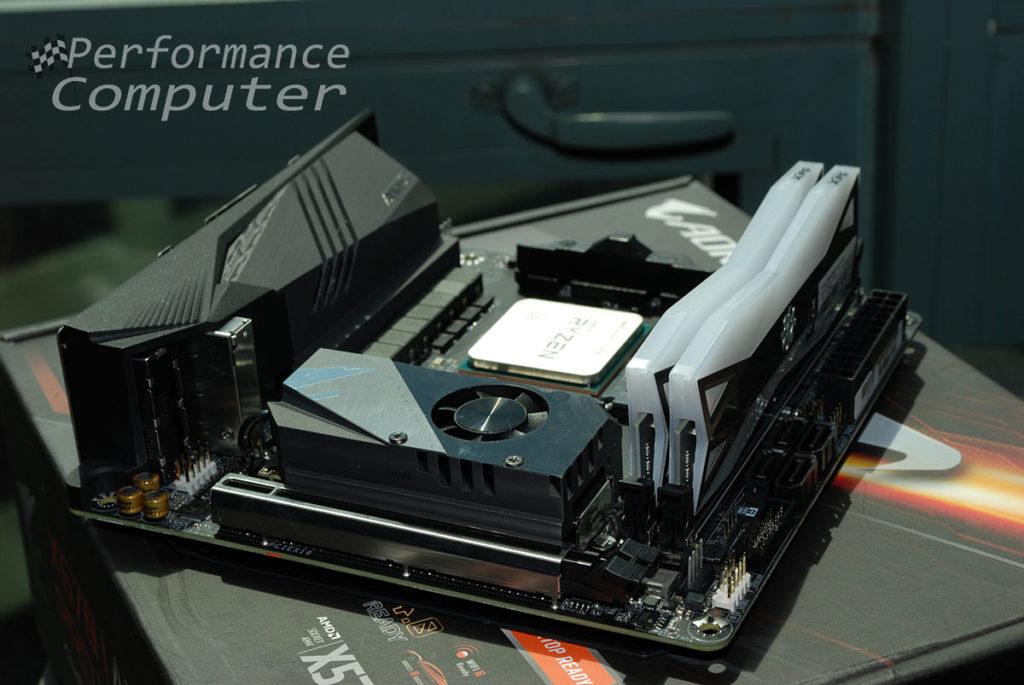 gigabyte x570 i aorus pro wifi motherboard