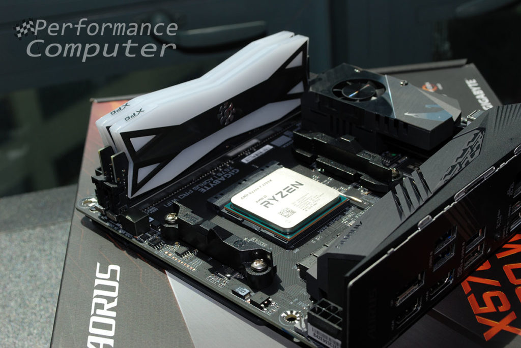 gigabyte x570 i aorus pro wifi rgb ram
