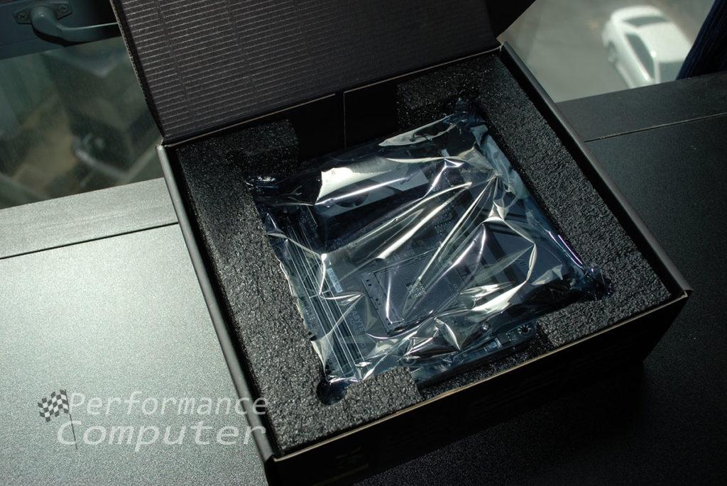 gigabyte x570 i aorus pro wifi unboxing