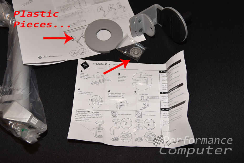 herman miller flo monitor arm instructions