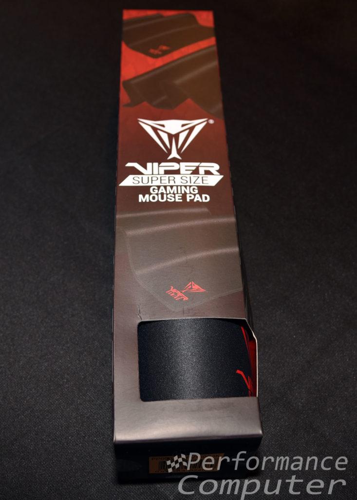 patriot viper super size mouse pad