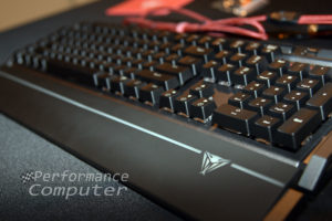 patriot viper v770 gaming mechanical rgb keyboard