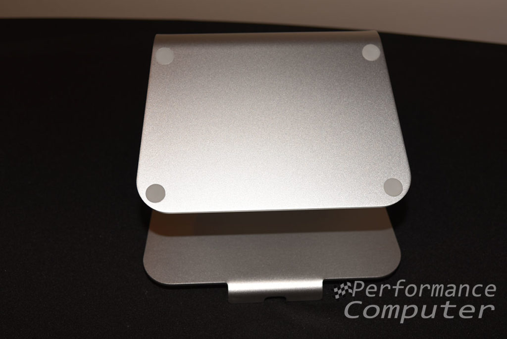 rain design mstand laptop stand silver
