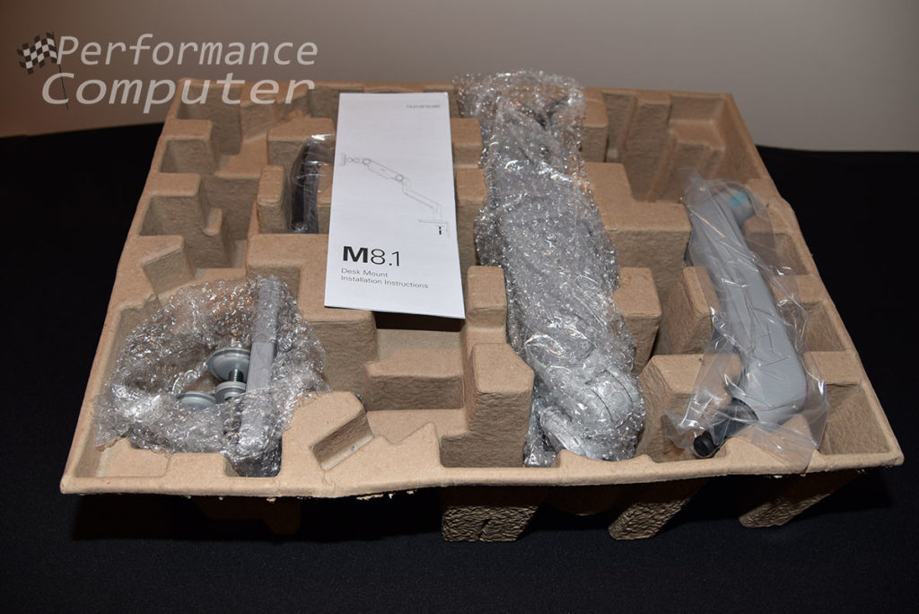 humanscale m8.1 unboxing