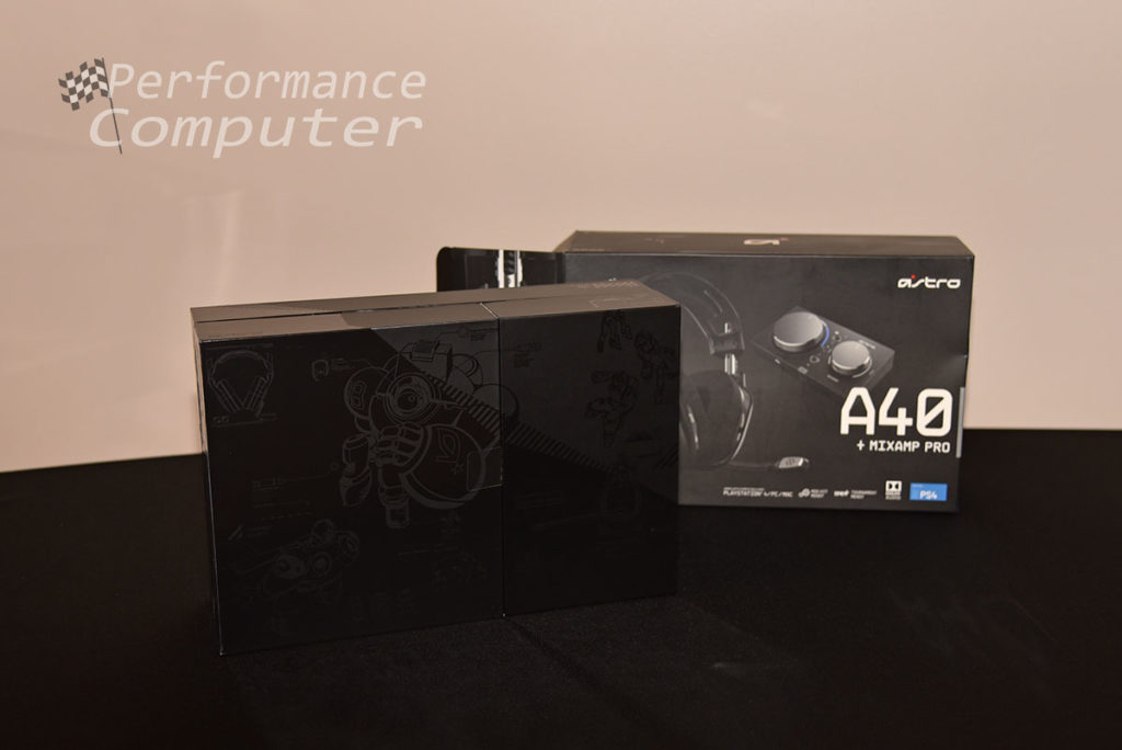 astro a40 tr mixamp pro tr ps4 unboxing