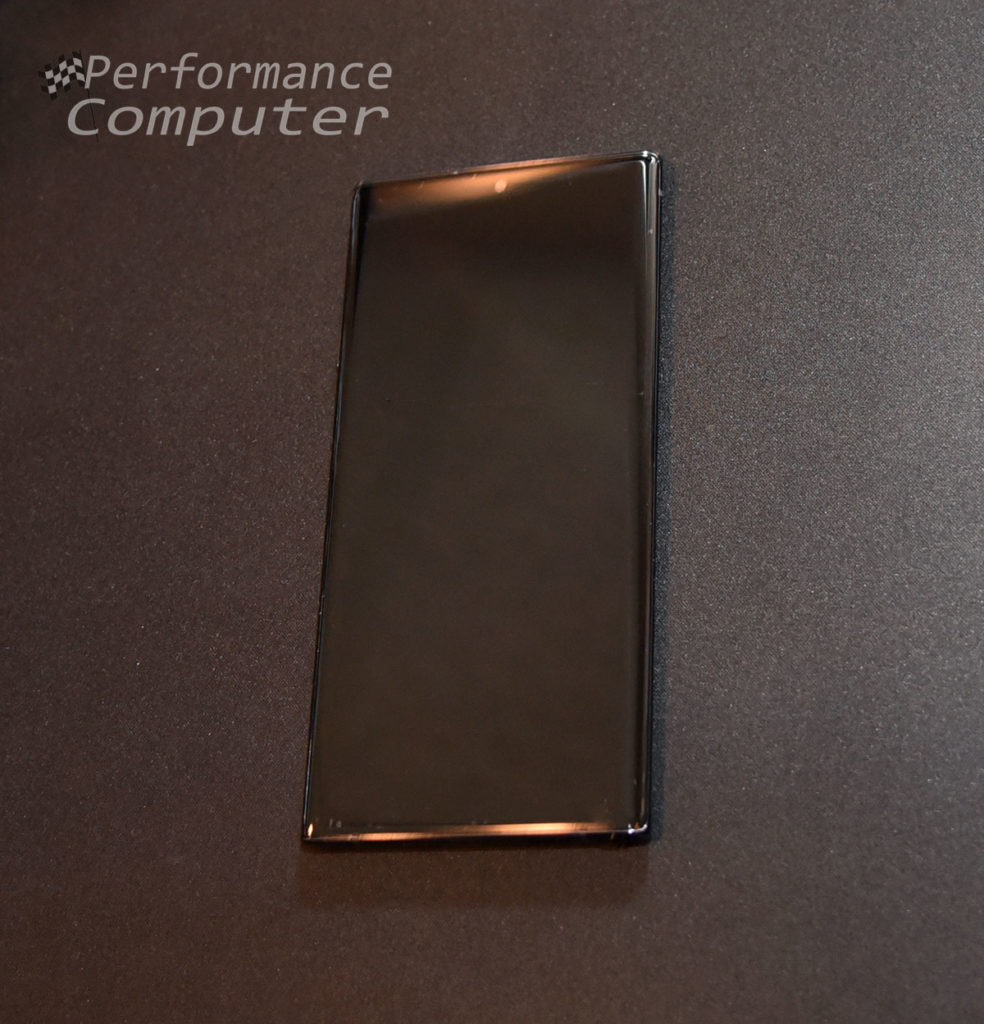 rhinoshield note 10 screen protector review