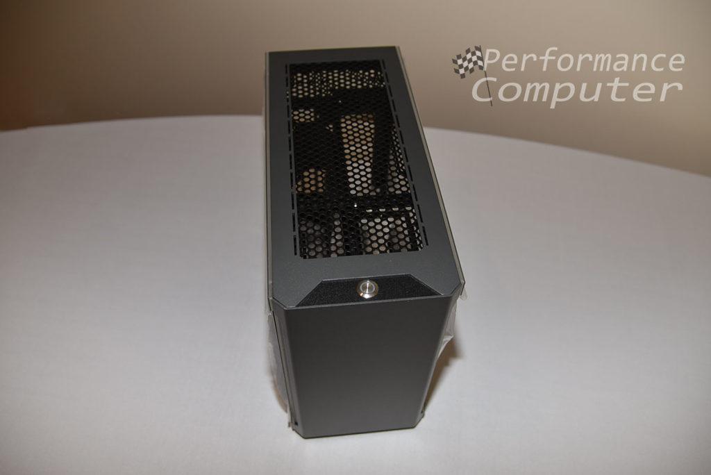 sliger sm580 top vandal switch power button