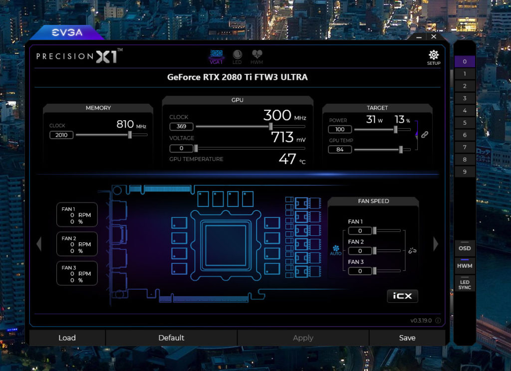 evga rtx 2080 ti ftw3 ultra gaming overclocking