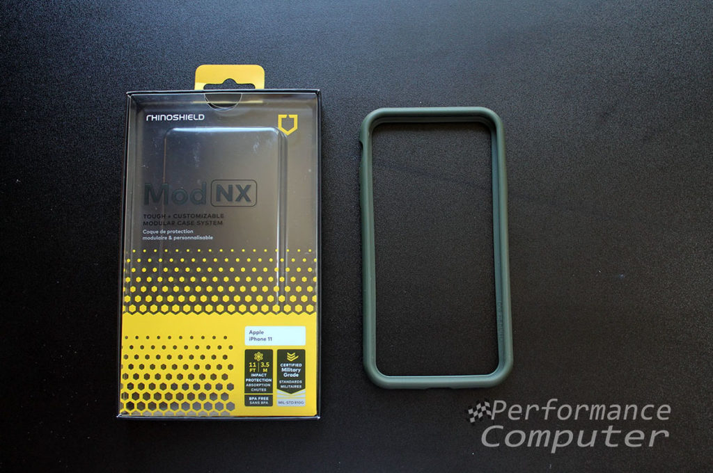 rhinoshield mod nx iphone 11 case review