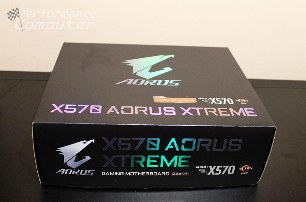 gigabyte x570 aorus xtreme motherboard box