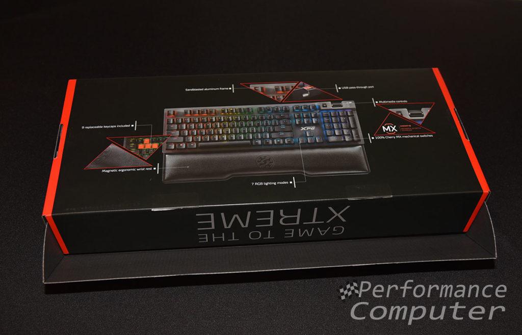 xpg summoner box