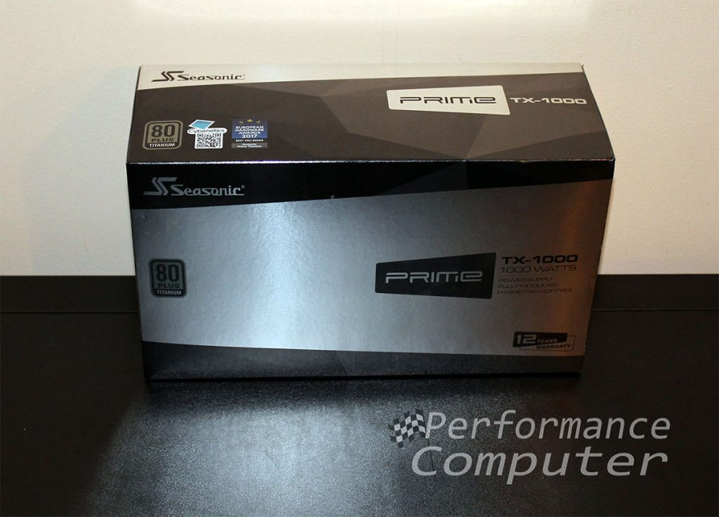 seasonic prime tx 1000 review